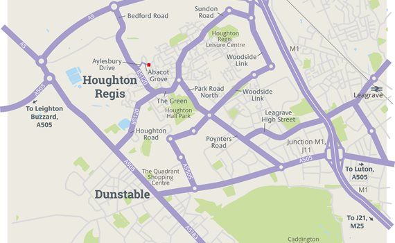 Houghton Regis Map V2.jpg