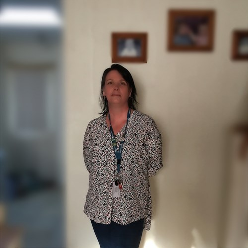 Willow House scheme manager Julie Monaghan