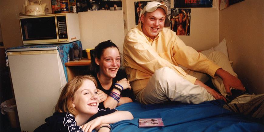 1990s - service users at young people service.jpg